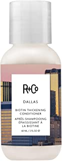 R+Co Dallas Thickening Conditioner Travel, 50ml
