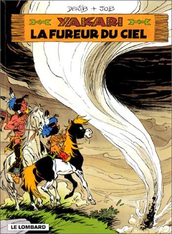 Yakari, tome 22 : La Fureur du ciel