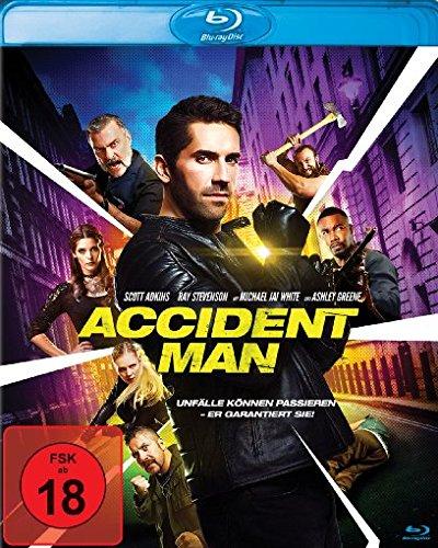 Accident Man [Blu-ray]