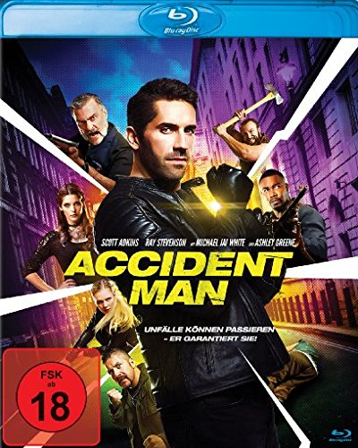 Accident Man [Blu-ray]