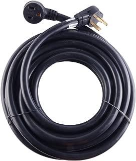 ALEKO WECHW8A50 Heavy Duty ETL Welder Extension Cord 8AWG 50 Foot Cord
