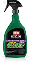 Ortho WeedClear Lawn Weed Killer Ready-to-Use1 - Results in Hours, Kills Dollarweed, Dandelion, Clover and Chickweed to th...