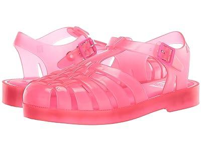 Mini Melissa Mel Possession (Little Kid) (Pink Happy) Girls Shoes