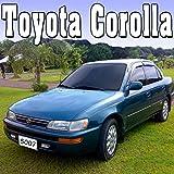 Toyota Corolla, Internal Perspective: Seat Adjustment Forward, Single Notch