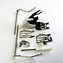 3 Sole Walking Foot for Bernina New Style Activa 230,220,210,145,140,135,131,130