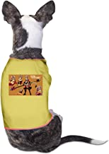 Lingassassin Black Myth Wukong Small Dog Girl Dog Boy Soft Cotton Vest Dog Clothes Pet Clothing Funny Cool Apparel Yellow ...