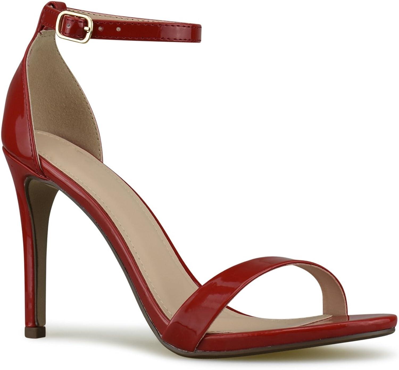 Premier Standard Women's Ankle Strap Kitten Heel - Adorable High Sexy Heel