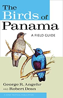 The Birds of Panama: A Field Guide (Zona Tropical Publications)