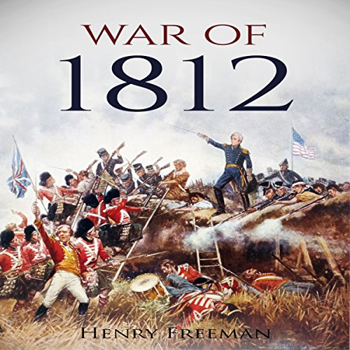 War of 1812 audiobook cover art