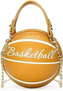 AoAo Lindo bolso de lona con bola redonda para mujer / niña / estudiante