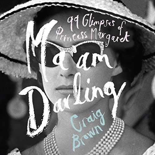 Ma'am Darling audiobook cover art