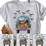 Pumkin Truck Mimi Personalized Halloween T...
