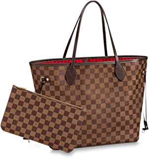Classic Fashion Women Shoulder Bags & Totes Purse with Inner Pouch,Handbags Chic