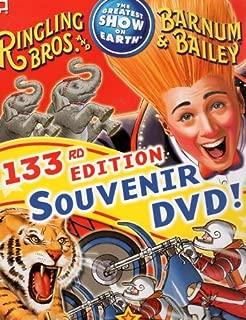 Ringling Bros. Barnum & Bailey Circus 133rd Edition Souvenir DVD