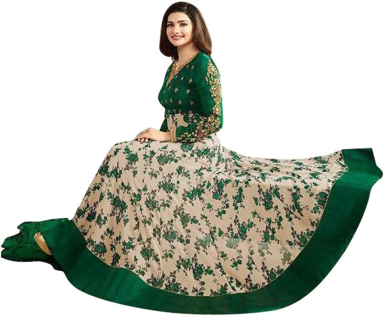 Bollywood Festival Collection Gown Anarkali Salwar Suit Ceremony Punjabi 324