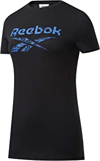 Reebok Women's Te Graphic Delta T-Shirt