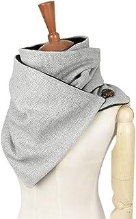 Har-Ley Qu-Inn Versatili Sciarpa al Collo Uomo Donna Passamontagna Senza Cuciture Ghetta da Collo Adulto Unisex Scaldacollo