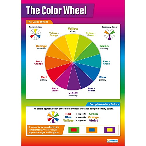 Color Wheel Chart Amazon
