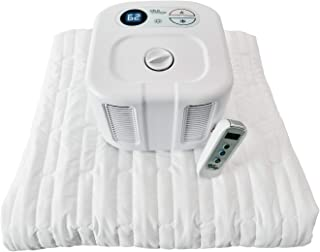 """chiliPAD Cube 3.0 - ME and WE Zones - Cooling and Heating Mattress Pad - Individual Temperature Control, Great Sleep Enhancement, Wireless Remote Integration (Twin XL (80""""L x 38""""W))"""