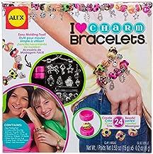 ALEX Toys DIY Wear I Heart Charm Bracelets Kids Art and Craft Activity