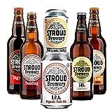 Organic Beer Tasting Mix Stroud Brewery Craft Beer Natural Ingredients Beer Hamper 6 Beer Selection Case
