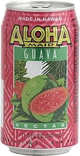 Aloha Maid Guava Nectar Drink (6packs) - 11.5oz