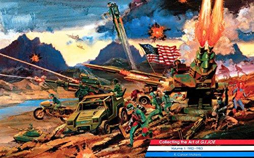 Collecting the Art of G.I.Joe: Volume 1 (1982-1983) (English Edition)