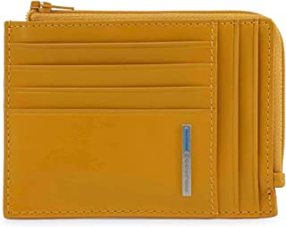 Piquadro Men's PU1243B2 Wallet Yellow