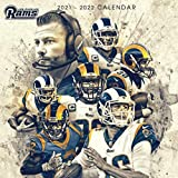 Los Angeles Rams Calendar 2021-2022: 18-month Grid Sport Calendar for all fans!!!