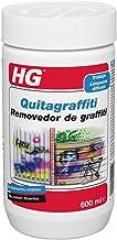 HG 127060130 Quitagraffiti 600 ml-un limpiagrafittis Que Elimina Aerosol, Las Salpicaduras de Pintura Nueva y Las Manchas ...