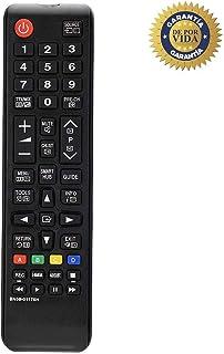 MYHGRC Nuevo reemplazo Samsung BN59-01175N Control Remoto para Samsung Smart TV - No se Requiere configuración TV Control Remoto Universal Compatible con Todos los Controles remotos de Samsung TV