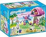 Playmobil 6055 - Feenwäldchen mit Einhornpflege