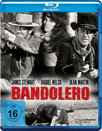Bandolero [Blu-ray]
