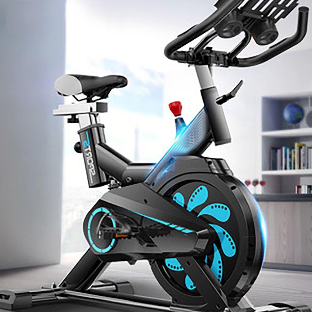 Sunxw-SP Bicicleta de Spinning ultrasilenciosa para el hogar ...