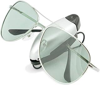 Brillenhalter für Auto KFZ LKW Sonnenbrillenhalterung Brillenaufbewahrung Marke PRECORN