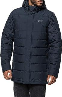 Jack Wolfskin Svalbard Coat Men Giacca invernale antivento. Uomo