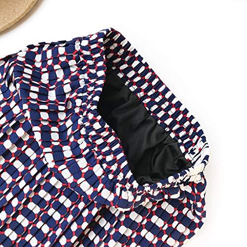Vectry Falda De Flamenca Faldas Largas Verano Faldas Cortas Vaqueras Mujer Faldas Tul Falda MUDI Vuelo