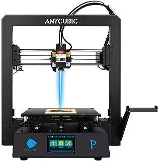 Imprimantes 3D ANYCUBIC Mega Pro, avec impression 3D et gravure laser 2 en 1, 210 × 210 × 205 mm (taille d'impression) et ...