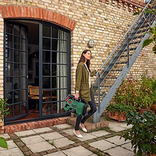 Bosch Home and Garden Hochdruckreiniger EasyAquatak 120 Premium Kit (1500 W, Haus-und Auto-Kit enthalten, max. Fördermenge: 350 l/h, im Karton) - 5