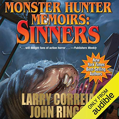 Couverture de Monster Hunter Memoirs: Sinners