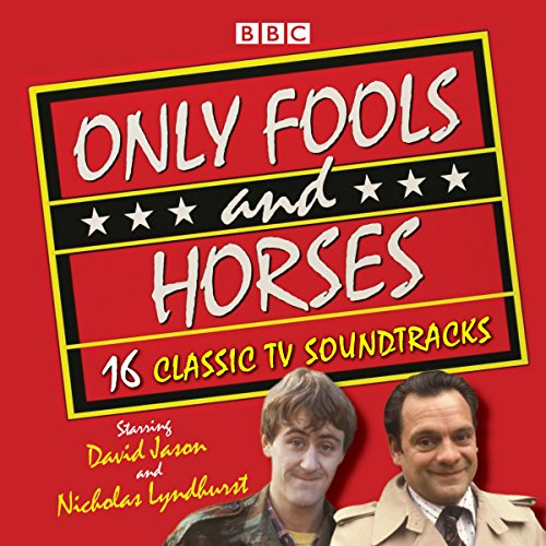 Only Fools and Horses audiobook cover art