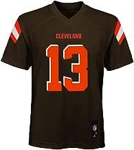 Outerstuff Odell Beckham Jr Cleveland Browns NFL Kids 4-7 Brown Home Mid-Tier Jersey