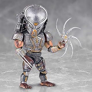 XingKunBMshop Alien Vs. Predator Toy Marauder Anime Model Hero Series Movable Face Change Statue Gift Souvenir Crafts Holi...