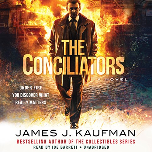 The Conciliators audiobook cover art