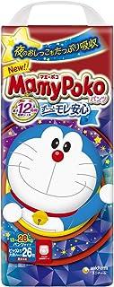 【パンツ ビッグより大きいサイズ】マミーポコパンツ ドラえもん オムツ (13~28kg)26枚