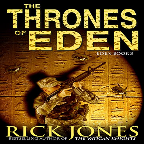 The Thrones of Eden audiobook cover art
