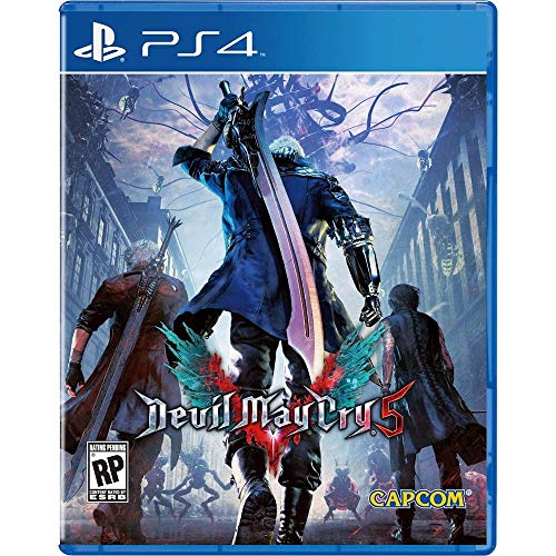 Devil May Cry 5 Play Station 4 – Standard Edition – PlayStation 4