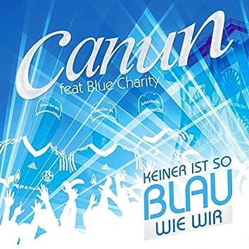 Keiner ist so blau wie wir (feat. Blue Charity)