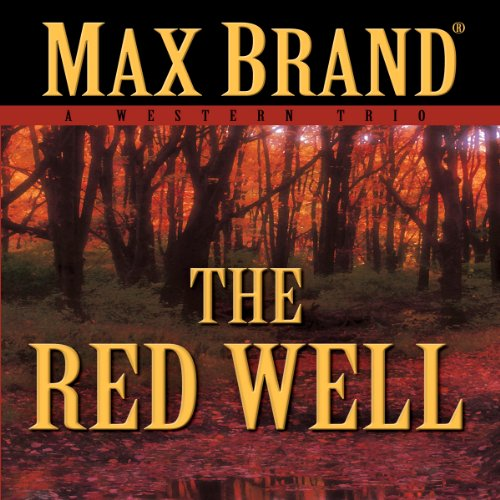 The Red Well audiobook cover art