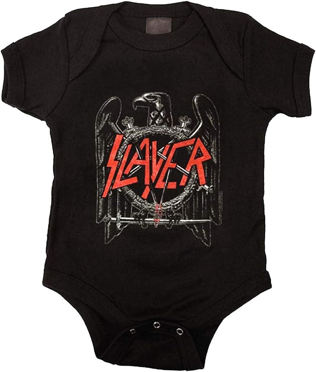Slayer White Eagle Body para beb/é